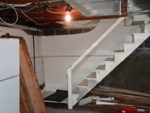 Basement Before Verona NJ 4