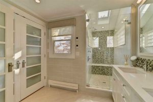 Brownstone Master Bathroom