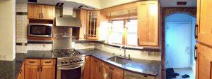 Hoboken Brownstone Kitchen Before
