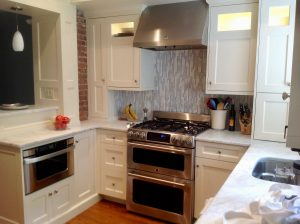 after Kitchen Stainless Steel Oven Stove