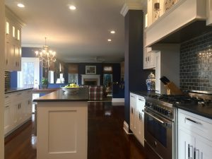 after pine brook windsor kitchen Frosty White Cabinetry