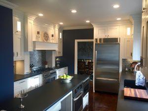 after pine brook windsor kitchen Kitchen Facing Dining Room