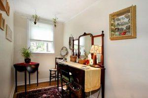 cedar grove Master Bedroom Alcove Before Bathroom Install