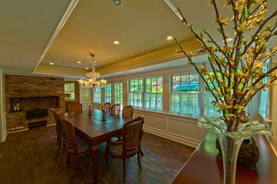 interior essex fells 1 After Dining Room Renovation
