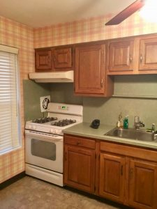 little falls 1 Townhouse Kitchen Before