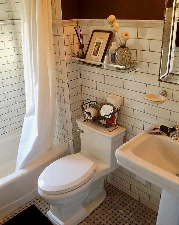 west orange merrywood Hall Bathroom After