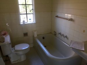 west orange merrywood Hall Bathroom Before